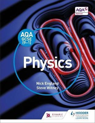 AQA GCSE (9-1) Physics Student Book by Nick England image