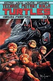 Teenage Mutant Ninja Turtles, Vol. 16 by Tom Waltz