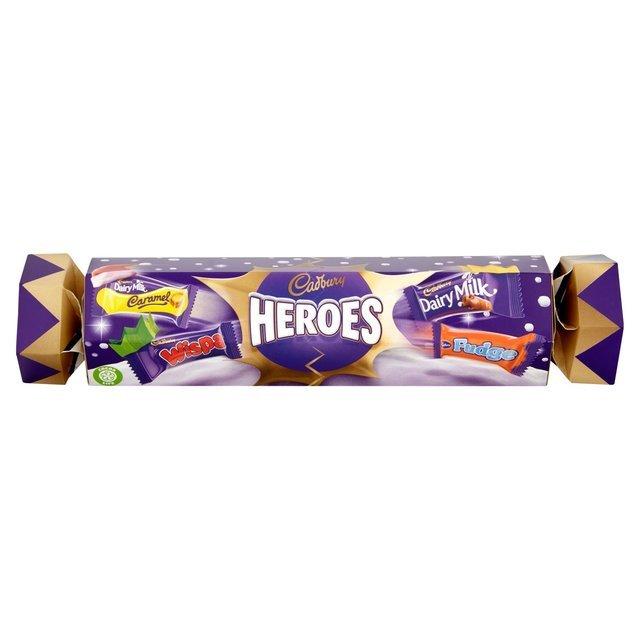 Cadbury Heroes Cracker (123g) image