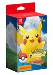 Pokemon Let's Go Pikachu! Bundle for Nintendo Switch