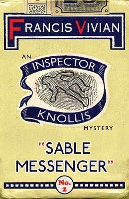 Sable Messenger by Francis Vivian image