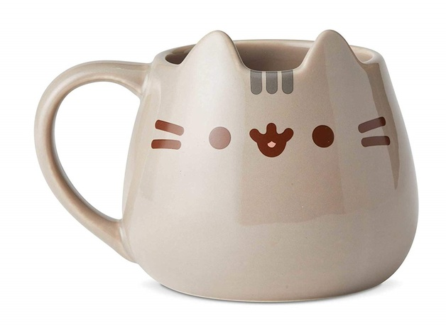 Pusheen - Large Sculpted Mug