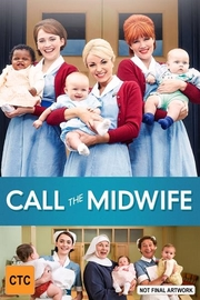 Call the Midwife: Season 8 on DVD