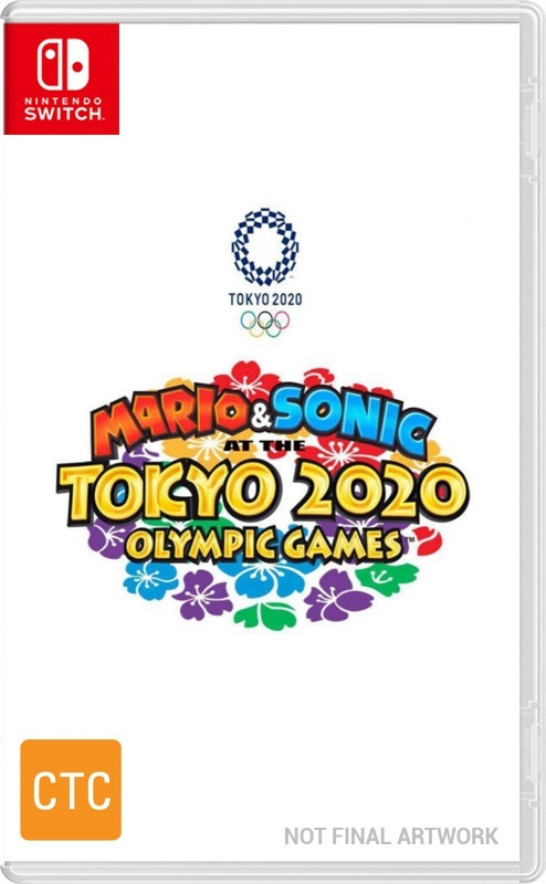 Mario & Sonic At The Olympic Games Tokyo 2020 | Switch | Pre