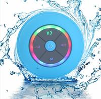Ape Basics Waterproof Portable Shower Bluetooth Speakers - Blue