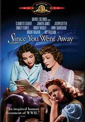Since You Went Away (Shirley Temple) on DVD