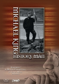 Michael King - History Man on DVD image