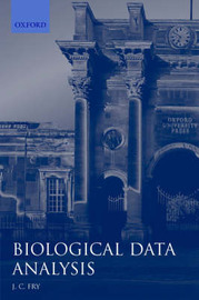 Biological Data Analysis: A Practical Approach image