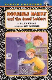 Horrible Harry and the Dead Letters by Suzy Kline image