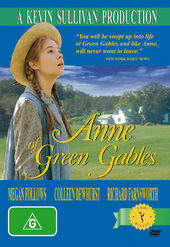 Anne Of Green Gables on DVD