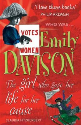 Emily Davison by Claudia Fitzherbert