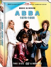 Abba 1973-1982 (2 Disc Set) Book Set on DVD