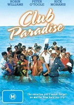 Club Paradise on DVD