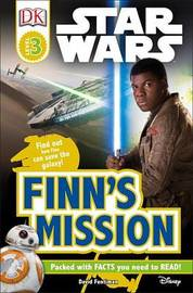 DK Readers L3: Star Wars: Finn's Mission by David Fentiman