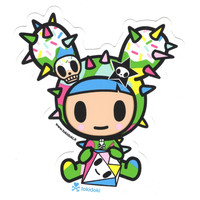 Tokidoki: Cactus Friends Sticker - DUSTy Color
