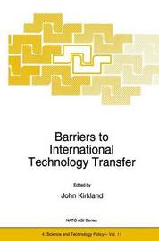 Barriers to International Technology Transfer