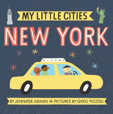 New York by Jennifer Adams