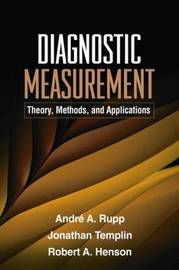 Diagnostic Measurement by Andre A. Rupp image