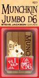 Munchkin Jumbo D6 Dice - Red