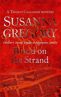 Blood On The Strand by Susanna Gregory
