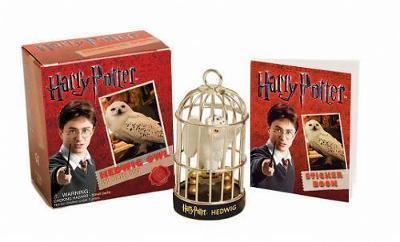 Harry Potter Hedwig Owl Kit & Sticker Book