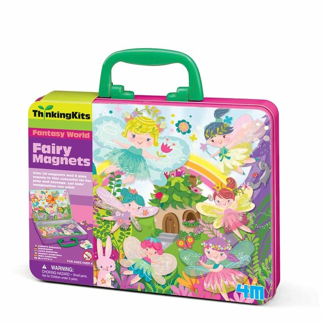 4M: Thinking Kit Fairy Magnet Kit