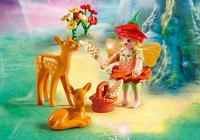 Playmobil: Fairies - Fairy Girl with Fawns (9141) image