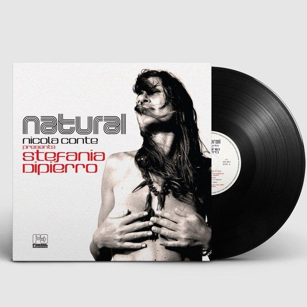 Natural by Nicola Conte presents Stefania Dipierro