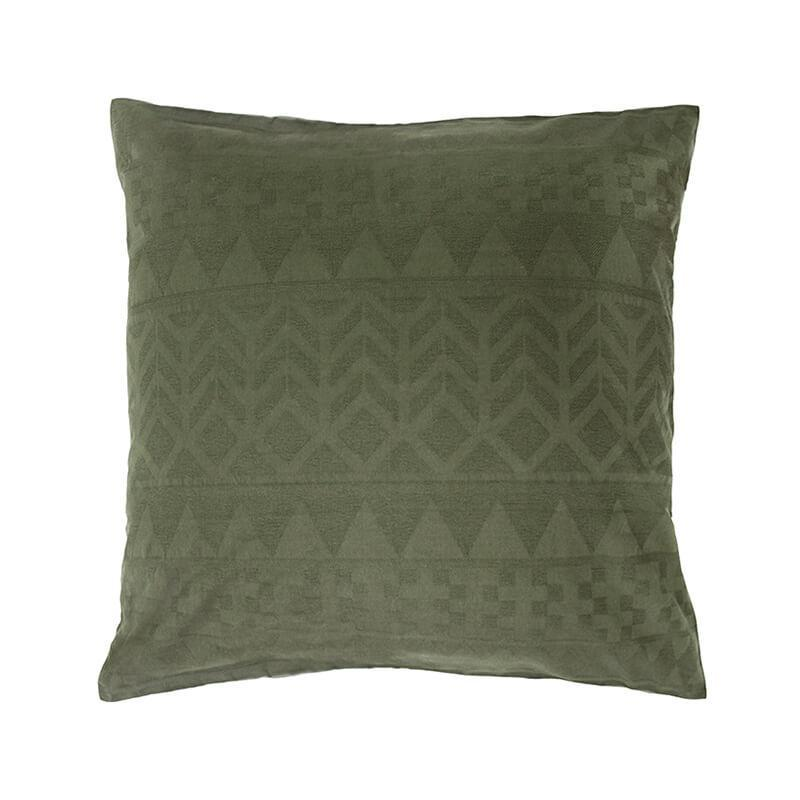 Bambury Jacquard Euro Pillow Case (Elvira) image
