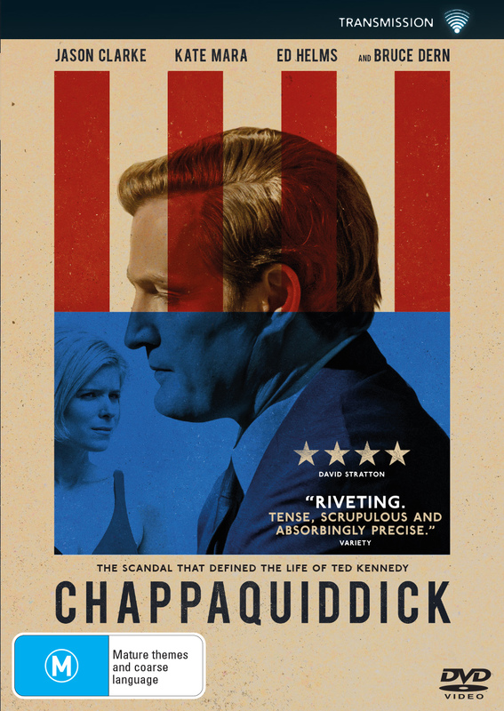 Chappaquiddick on DVD