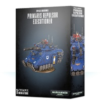 Warhammer 40,000: Space Marines Primaris Repulsor Executioner