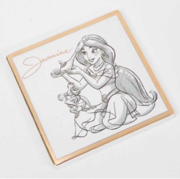 Disney Collectible Coaster: Jasmine