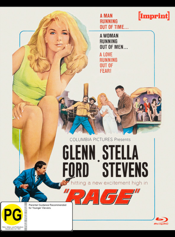 Rage (Imprint #27) on Blu-ray