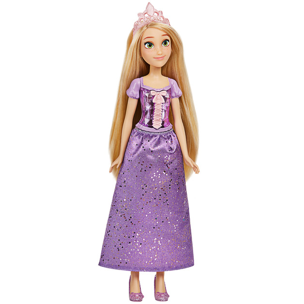 Disney Princess: Royal Shimmer Doll - Rapunzel