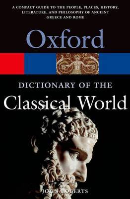 The Oxford Dictionary of the Classical World image