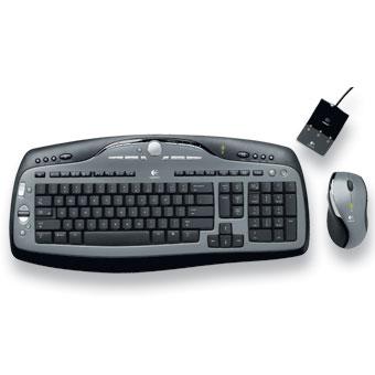 Logitech Cordless Desktop MX 3000 Laser image