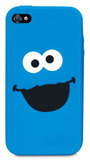 Sesame Street Character Twin Case for iPhone 4/4S - Elmo/Cookie Monster