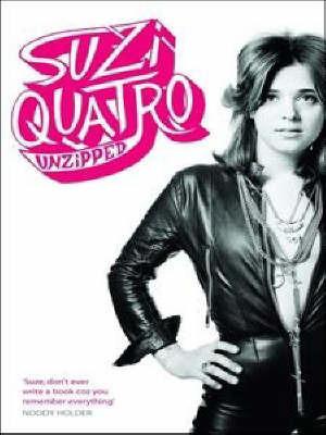 Unzipped by Suzi Quatro