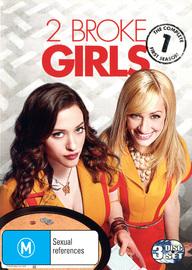 Two Broke Girls - Season 1 on DVD