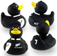 All Blacks Bath Duck image
