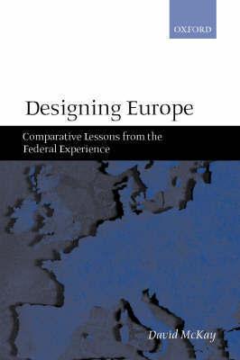 Designing Europe by David McKay