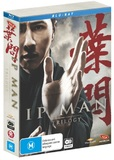 Ip Man Trilogy (Limited Edition) on Blu-ray