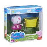 Peppa Pig: Figure and Accessory Pack - Suzie Sheep & Basket
