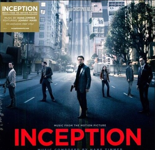 Inception - Original Motion Picture Soundtrack by Hans Zimmer image