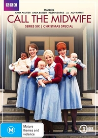 Call the Midwife - Season 6 on DVD