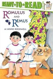 Romulus and Remus by Anne Rockwell image