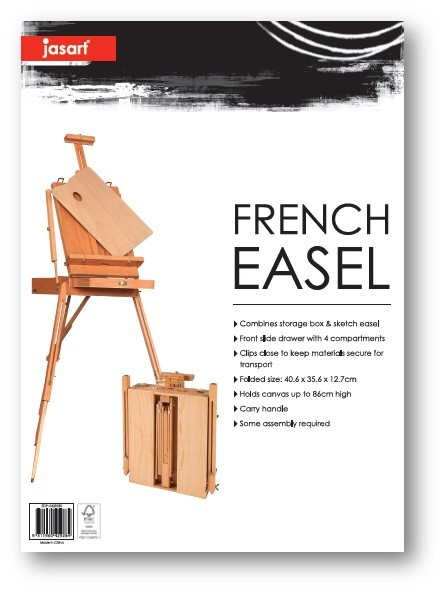 Jasart French Easel FSC100