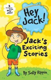 Jack's Exciting Stories by Sally Rippin image