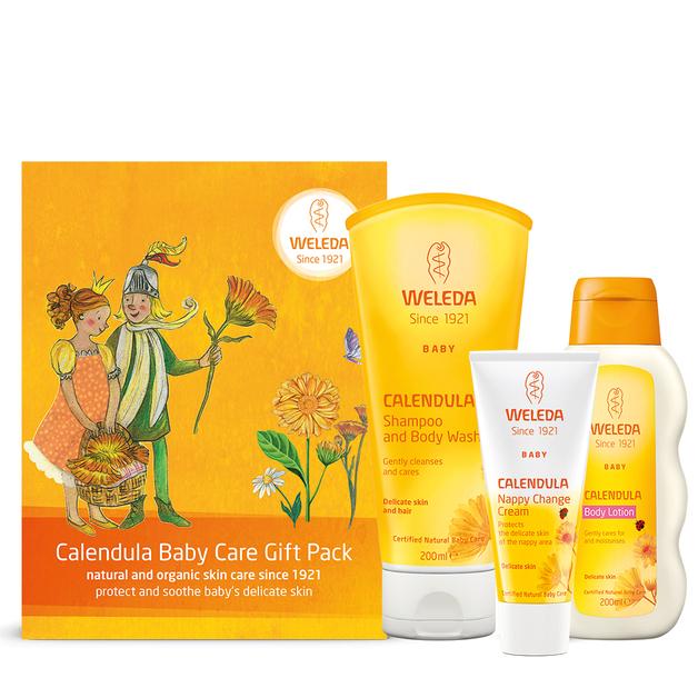 Weleda: Calendula Baby Care Gift Pack