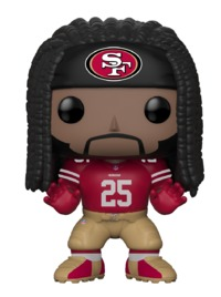 NFL - Richard Sherman (Red) Pop! Vinyl Figure